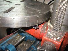 Dividing Plate for Pillar Drill