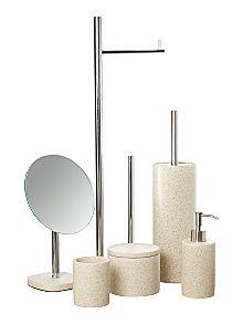 Natural Spa bathroom accessories