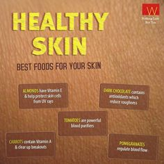 Because we care for your skin! Share for care