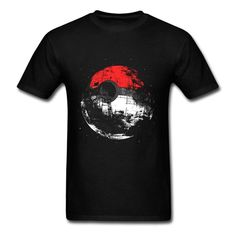 Death Star Pokeball T-Shirt