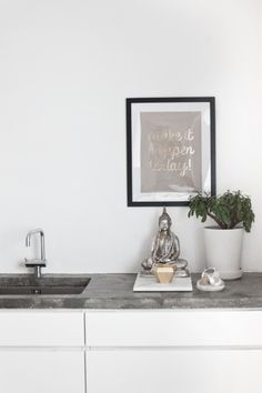 Cell Tea Light, by Tom Dixon Kitchenware, House Inspiration, Kitchen Inspirations, Interior Inspo, Kitchen Dining, Kitchen Style, Kitchen Makeover, Dining, Funky Kitchen
