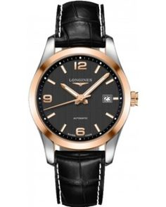 Best Longines Conquest Classic Automatic 40mm Mens Watch L2.785.5.56.3