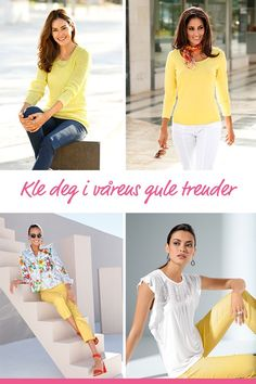 gule bukser | Mustard jeans, Clothes, Fashion
