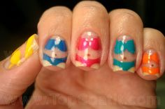 Wouldn't do this but thought they were cool