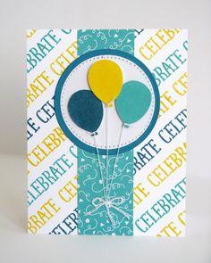 dsp, balloon dies, paper pumpkin kit, Snippets By Mendi