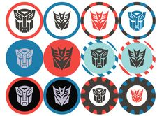 Transformers Cupcakes Toppers Plus Transformers Birthday Party By Lee Design For Make Cool Transformers Cupcake Toppers Australia Transformers 5, Transformers Cupcakes, Transformers Birthday Parties, Transformers Characters, Diy Birthday Decorations, Birthday Diy, Boy Birthday Parties, Birthday Ideas, Transformer Party