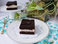 Ala piecze i gotuje: Ciasto czekoladowo kokosowe