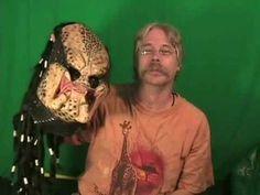 Predator Costume Tutorial