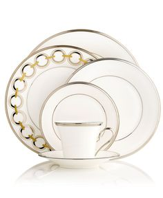 Lenox Solitaire White Dinnerware - Fine China