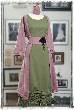 :: Crafty :: Sew :: Clothing ~ Bartholomew Dress dr-bart - Ivey Abitz Bespoke