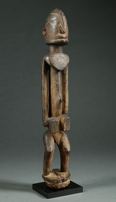 sold by Dogon expert Hélène Leloup , to the Hiroshi Ogawa collection (Japan.jpg (1150×2000)