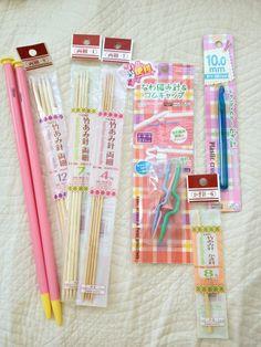 Knitting Needles from Japan