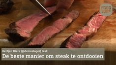 Gertjan Kiers - Biefstuk Ontdooien