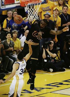 Lebron James one of my favorite  moments..lol no deal here Curry..try again maybe next year..