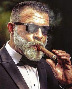 Beard No Mustache, Moustache, Wild West Clothing, Beard Ideas, Cigar Men, Grey Beards, Awesome Beards, Daddy Bear, Character Reference