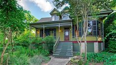 The Wilkins-Heath House, an 1890 Victorian-era Queen Anne cottage, stands out even among the special snowflakes that are City of Austin historic…
