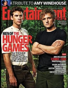 The Hunger Games: Team Gale or Team Peeta?