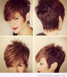 Spikey pixie haircut – Watch out Ladies