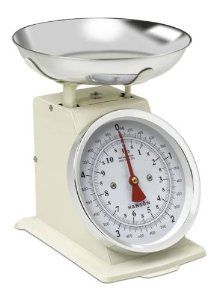 Hanson Traditional Metal Upright Scale with Stainless Steel Bowl, 5 Kg, Cream Kitchen Utensils, Kitchen Tools, New Kitchen, Kitchen Dining, Kitchen Ideas, Kitchen Designs, Dining Room, Traditional Kitchen Scales, Digital Kitchen Scales