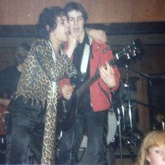 Stagebeast 1977 Europ Ostend