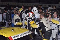 Corvette trio seeks endurance sweep at Le Mans. RACER.com