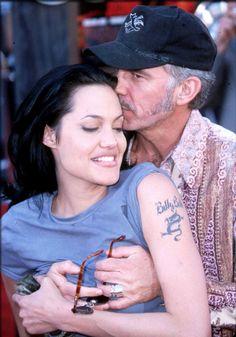 Angelina Jolie & Billy Bob Thornton, 2000