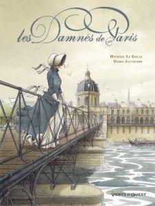 Les Damnés de Paris, le drame édifiant de la belle Constance - http://www.ligneclaire.info/vents-douest-13406.html