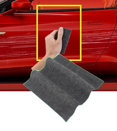 Car Scratch Repair Tool Cloth Nano Material Surface Rags For Automobile Light Paint Scratches Remover Scuffs For Car Accessories Car Painting, Light Painting, Limpieza Natural, Car Paint Jobs, Auto Body Repair, Car Repair, Vehicle Repair, Repair Shop, Car Cleaning Hacks