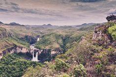 Parque Nacional da Chapada dos Veadeiros, Alto Paraíso de Goiás, GO. | Foto: Edgar de Brito.