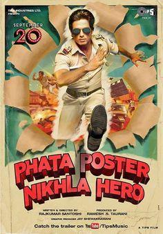 Shahid Kapoor...back with a bang
