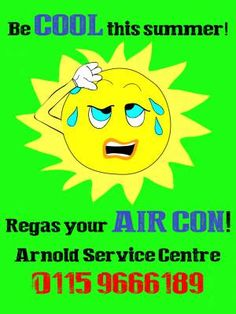 Regas your Air Conditioning System!
