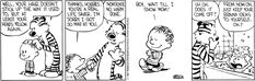 Calvin and Hobbes by Bill Watterson for May 18, 2017 | Read Comic Strips at GoComics.com
