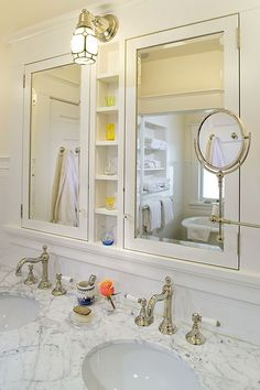 Medicine Cabinets For S Bathroom Warmington North Traditional Seattle