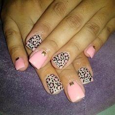 Diseños de uñas decoradas 2018 (moda y tendencias) Nail Time, Beauty Nails, Gel Polish, Cute Nails, Tatting, Nail Art, Finger Nails, Elsa, Animal