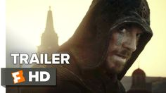 The 1st trailer for Assassin's Creed is here, and it looks pretty freaking awesome.