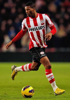 ~ Georgino Wijnaldum on PSV Eindhoven ~