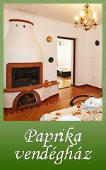 Szálláshelyek - Paprika vendégház - Kárpátaljai utazások