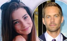 Paul Walker's daughter Meadow, 15, shares smiling picture of herself