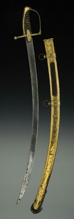 Swords And Daggers, Knives And Swords, Saber Sword, Pirate Sword, Powder Horn, Arm Armor, Military Weapons, Cold Steel, Napoleonic Wars