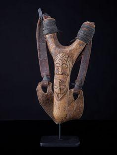 Love This : Slingshot - Baule People - Ivory Coast - Sold
