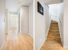(4) Rødsåsen - Nytt og moderne enderekkehus med fantastisk beliggenhet i naturskjønne omgivelser nær Heggedal sentrum. Boligen er vesentlig oppgradert med tilvalg. | FINN.no Stairs, Real Estate, Home Decor, Ladders, Homemade Home Decor, Stairway, Real Estates, Staircases, Decoration Home
