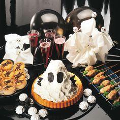 Minttusuklaahämähäkit | K-ruoka #halloween Birthday Cake, Cupcakes, Baking, Desserts, Food, Tailgate Desserts, Cupcake Cakes, Deserts, Birthday Cakes