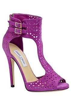 T-purple shoes
