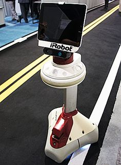 An Afternoon With Ava: The Tablet-Headed Future of Commercial Robotics