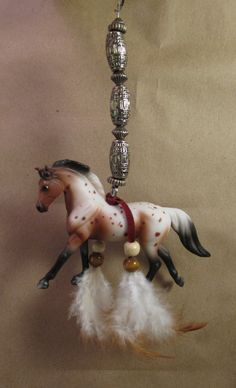 Custom Breyer Horse by HorsenfefferHobbies on Etsy