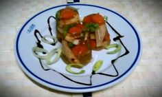 Kurczak w galarecie.... Tacos, Mexican, Ethnic Recipes, Food, Meal, Eten, Meals
