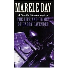 The life and crimes of harry lavender by Marele Day is a humerous and fast paced mystery with a twist which exposes the seamy action below the surface of the city's glittering facade