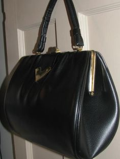 large 60s purse