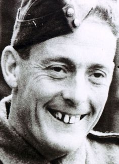 Sergeant-Major Stan Hollis, of Middlesbrough was the only soldier awarded a VC at D-Day and is believed to have gunned down 100 German soldiers