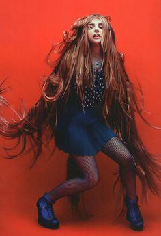 gkojax:  (via Chloe Moretz Jalouse Magazine - Chlomo Gallery: The best Chloe Moretz gallery™ - photoshoots, candids, events, screenshots and more)